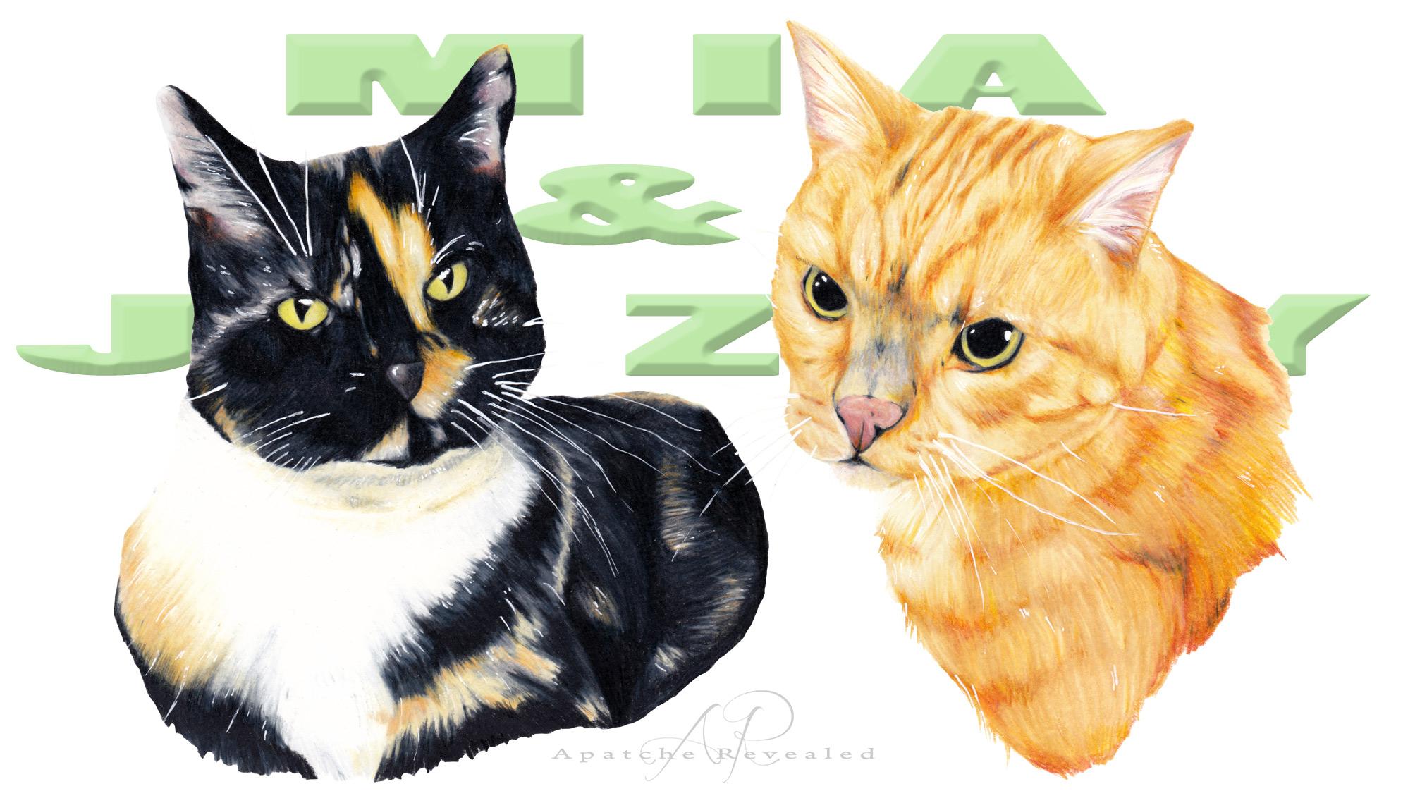 Mia & Jazzy
