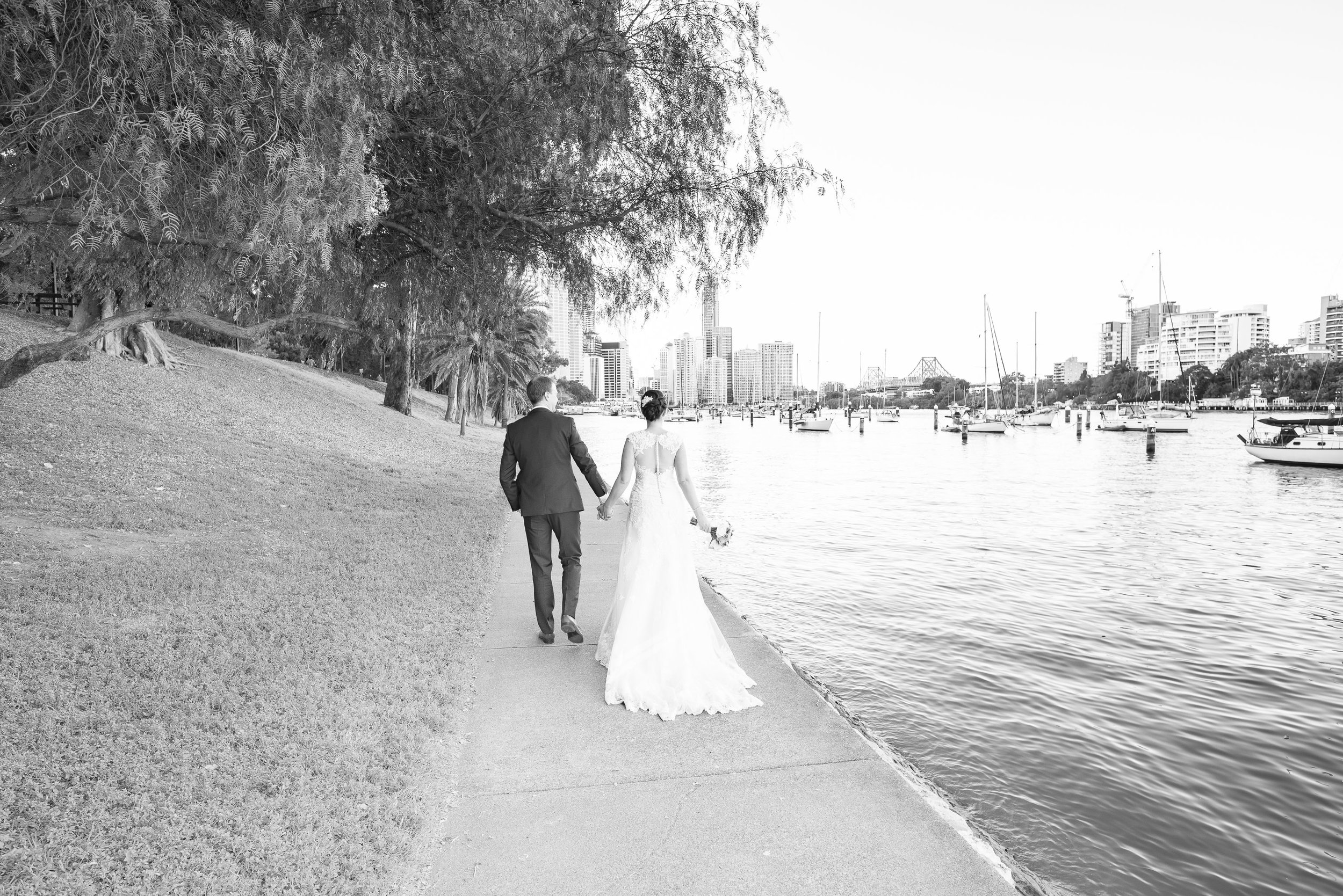 Amanda & Marc - Brisbane Queensland