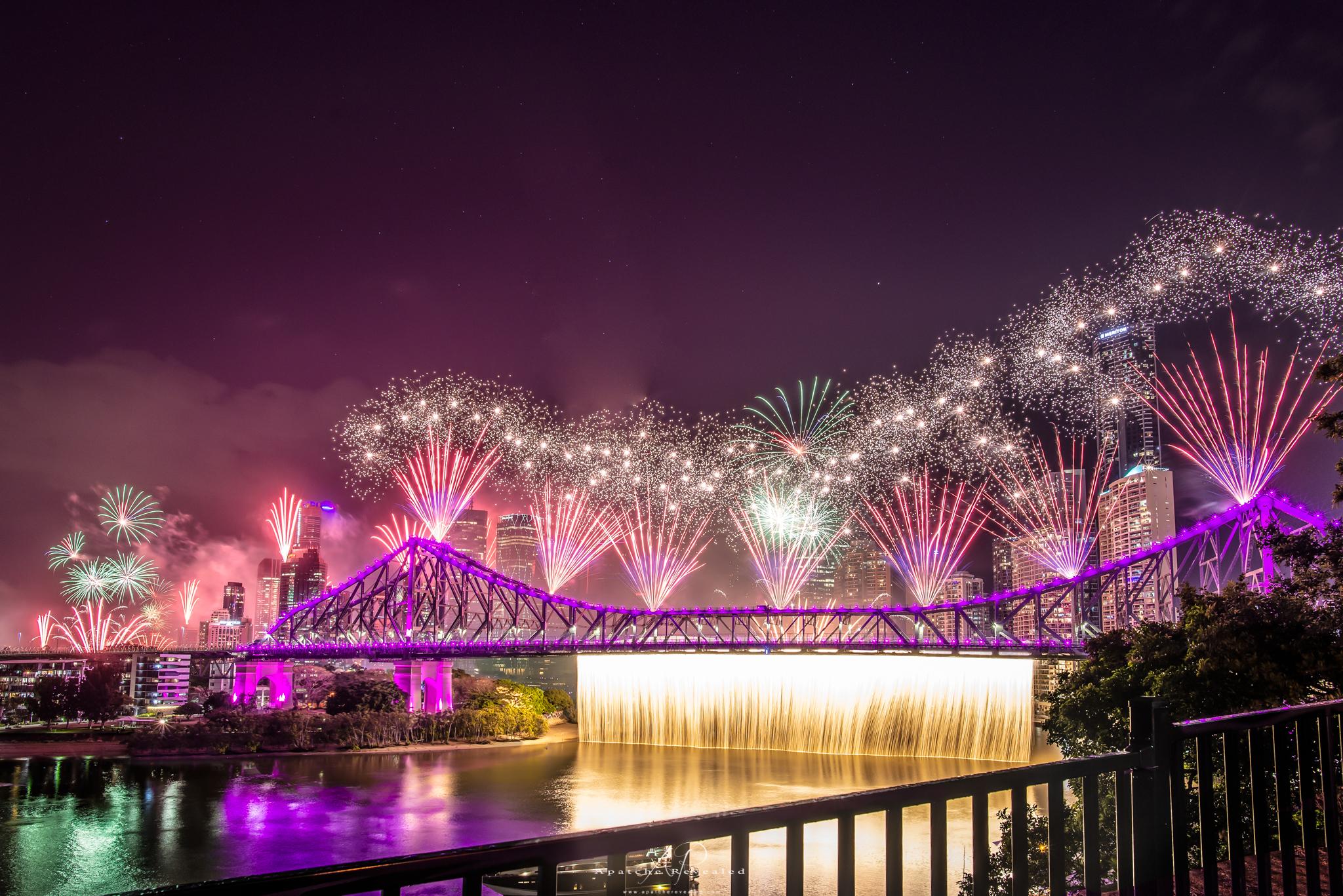 Brisbane Riverfire 2018