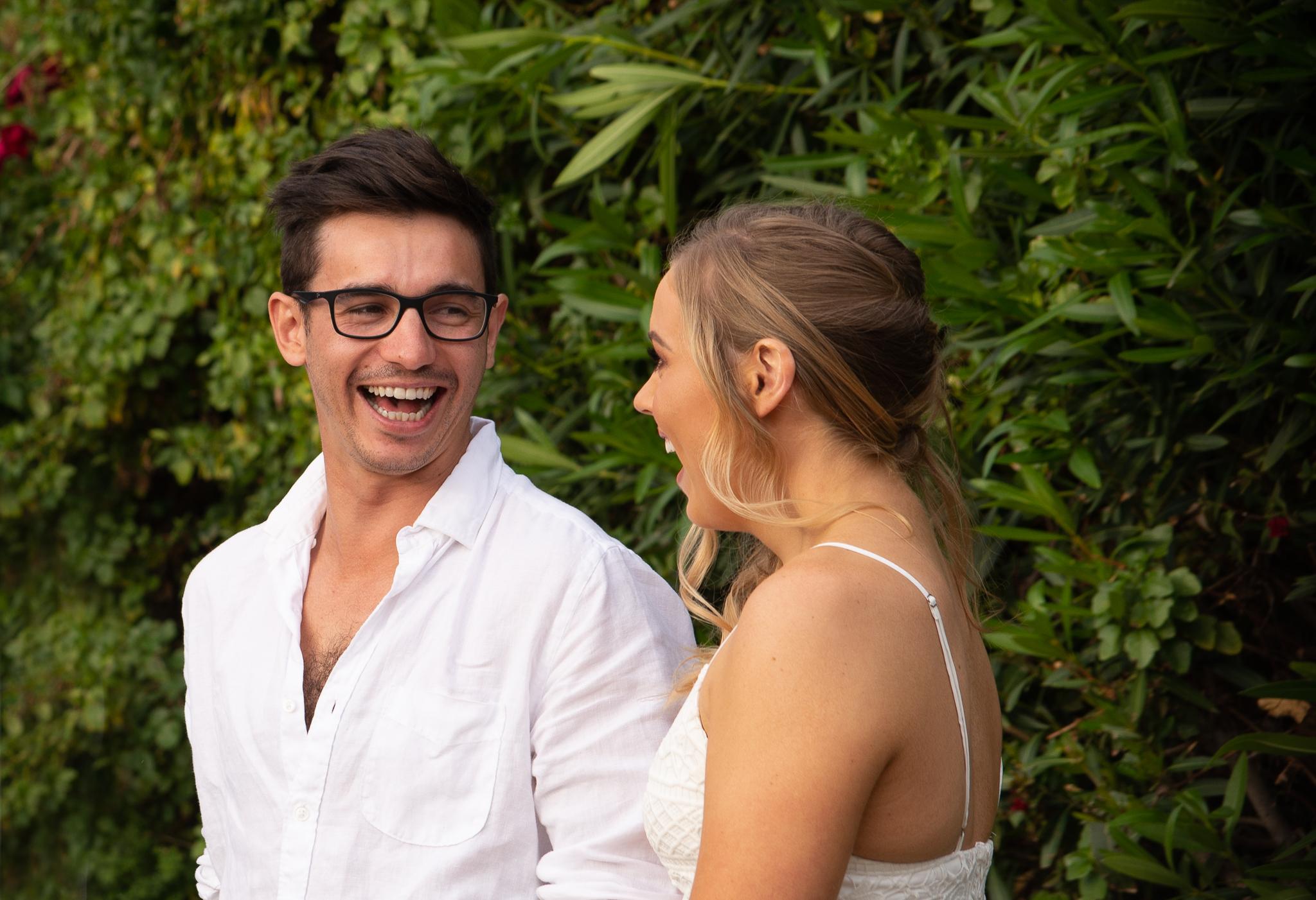 Shawn & Alice - Seaford South Australia