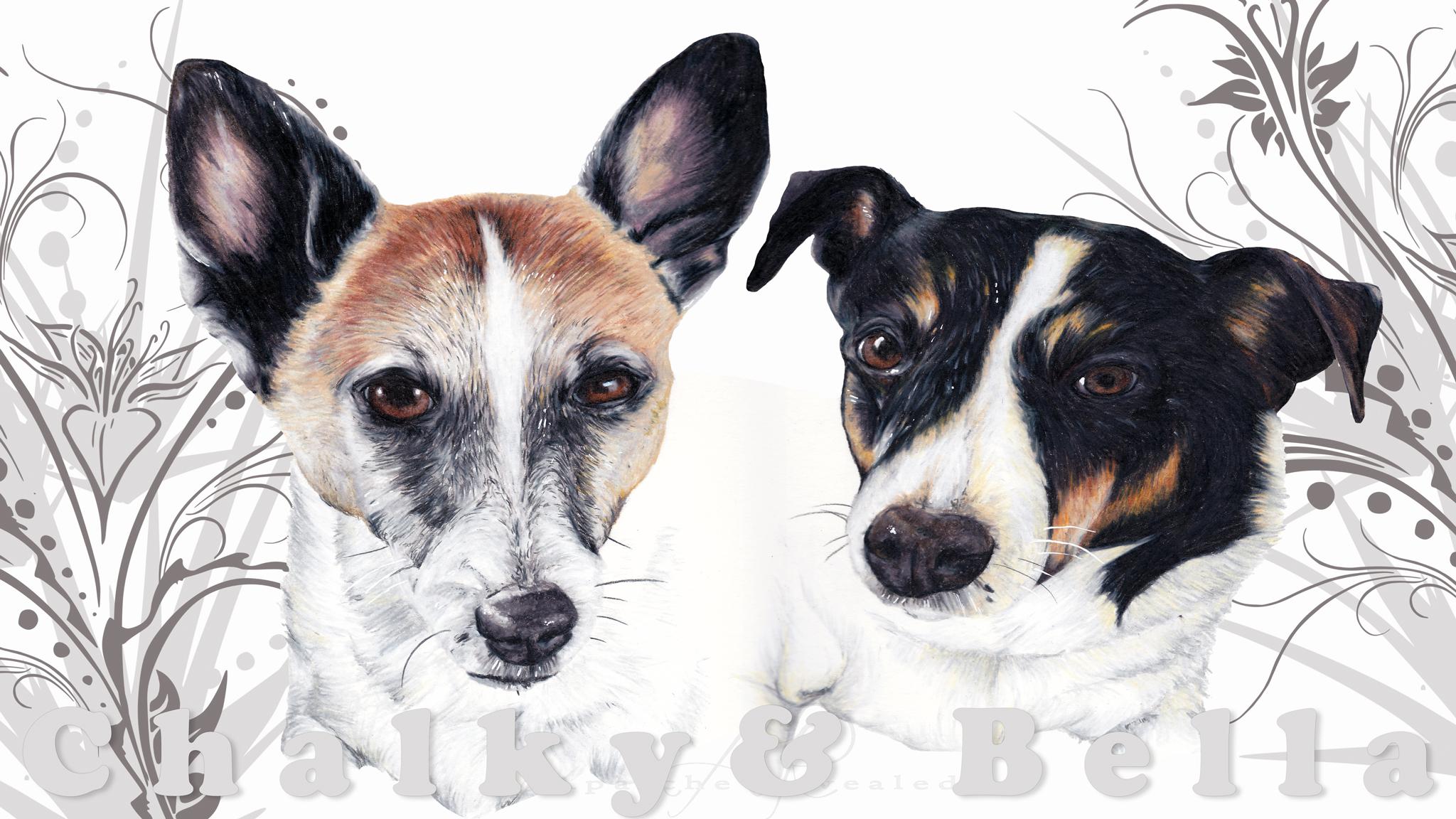 Chalky & Bella