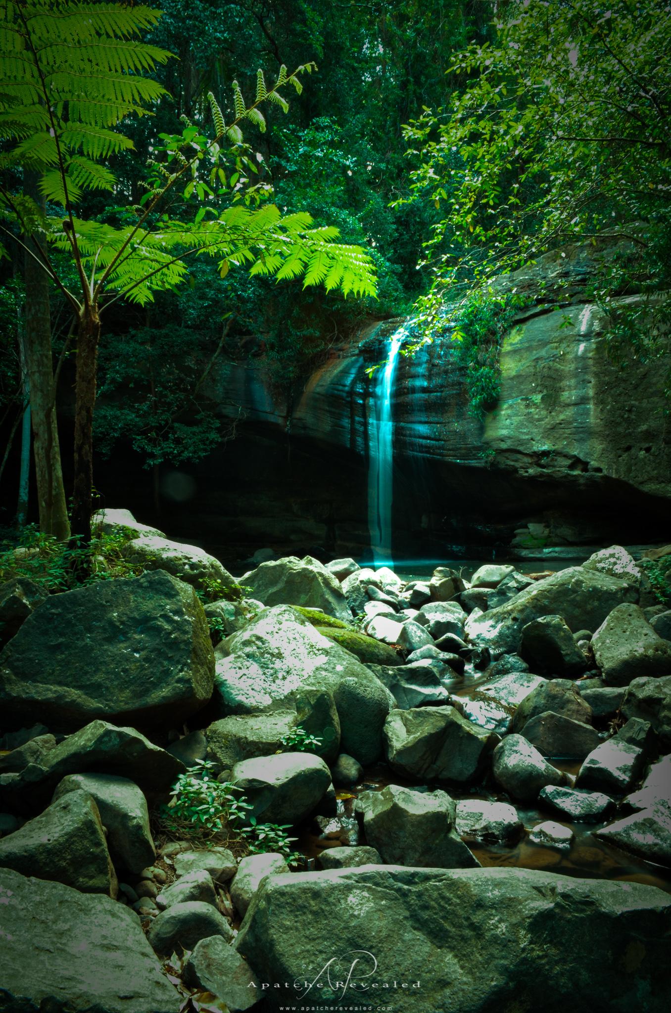 Kandola falls