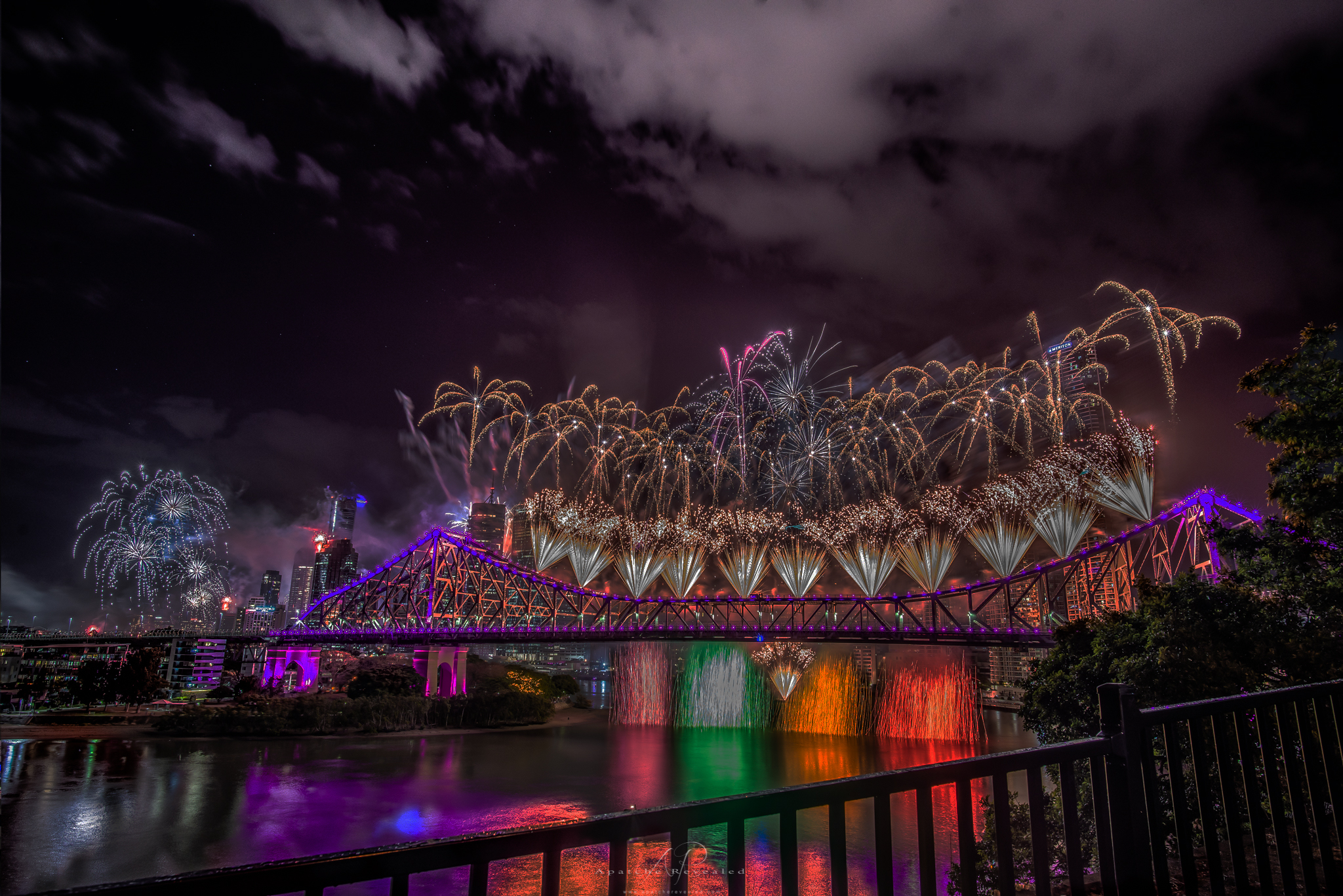 Brisbane - Brisbane, Australia. A Place where I have spent half my life exploring, A town like no other. It has put on many exciting shows for me in the past and the local surroundings are breath taking..