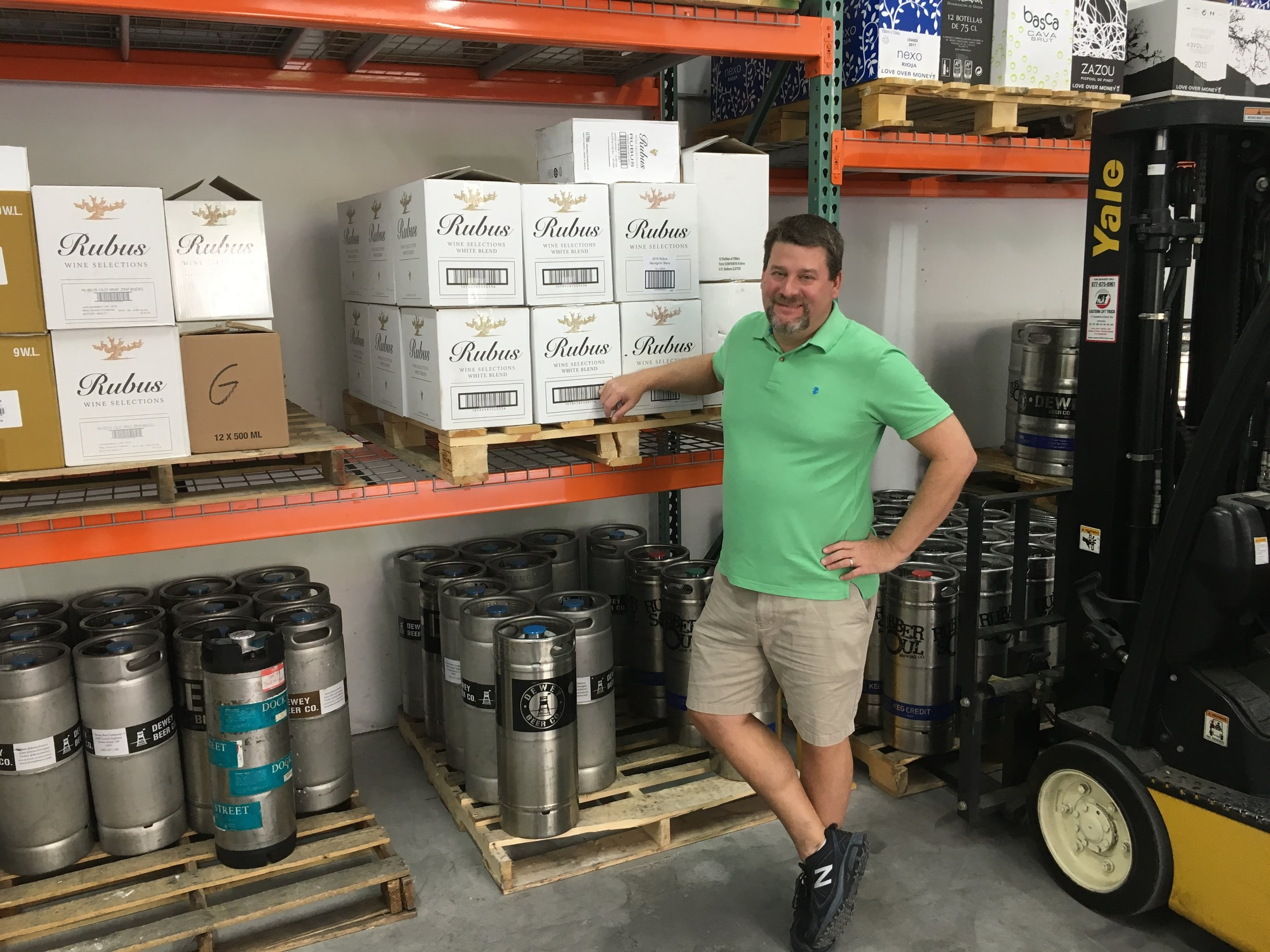 Craft breweries inspire craft-only distributor in Delaware - What happens when you're employer quits? You fill the niche.