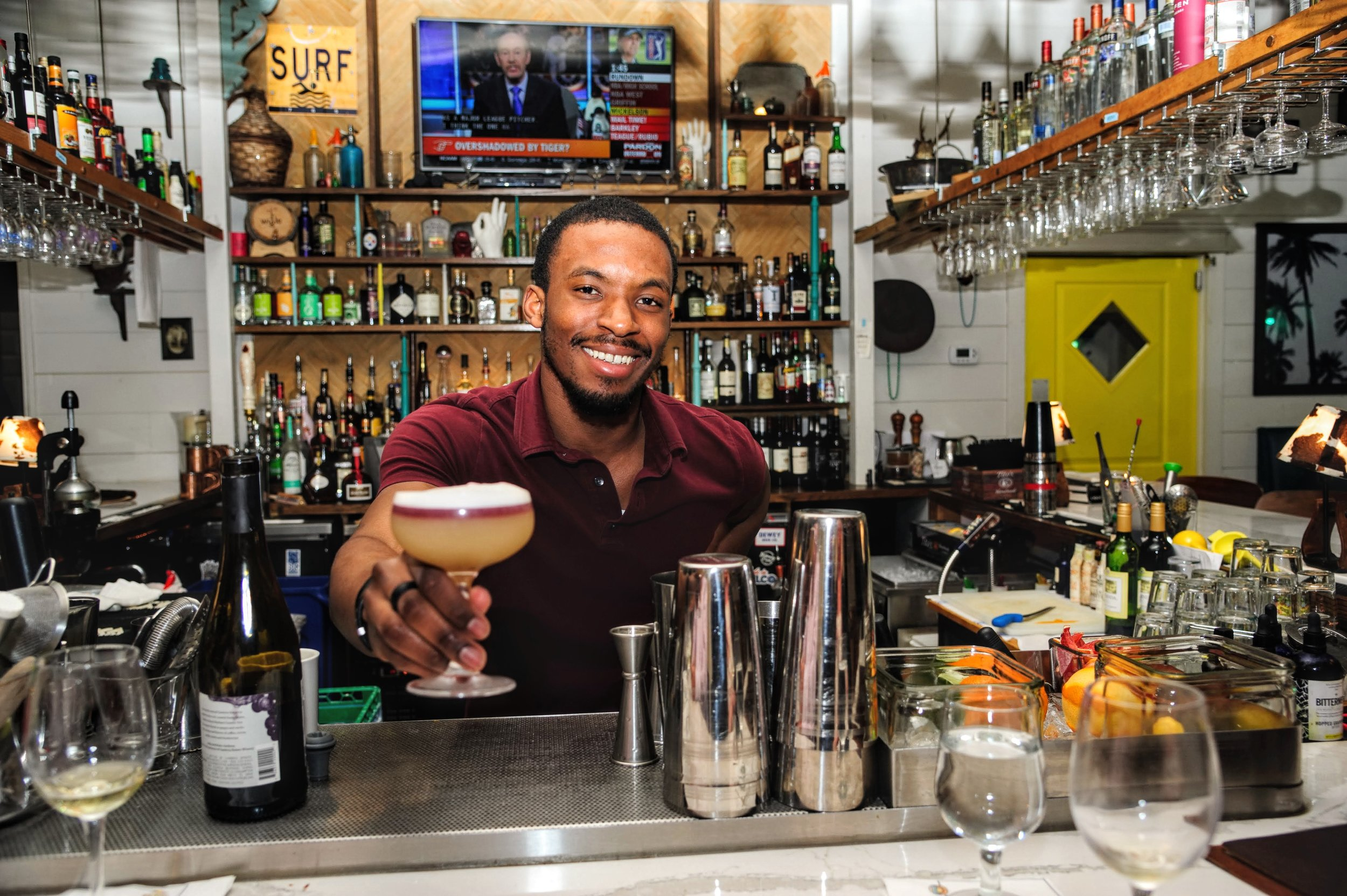 Fork and Flask bartender says it's all about style - The first time Sean Norris walked into the Fork and Flask at Nage, he knew he wanted to work there.Read on Delmarva Now