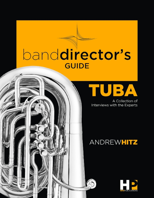 In-depth interviews with the best tuba players and teachers in the world on a variety of subjects. All in one book. -