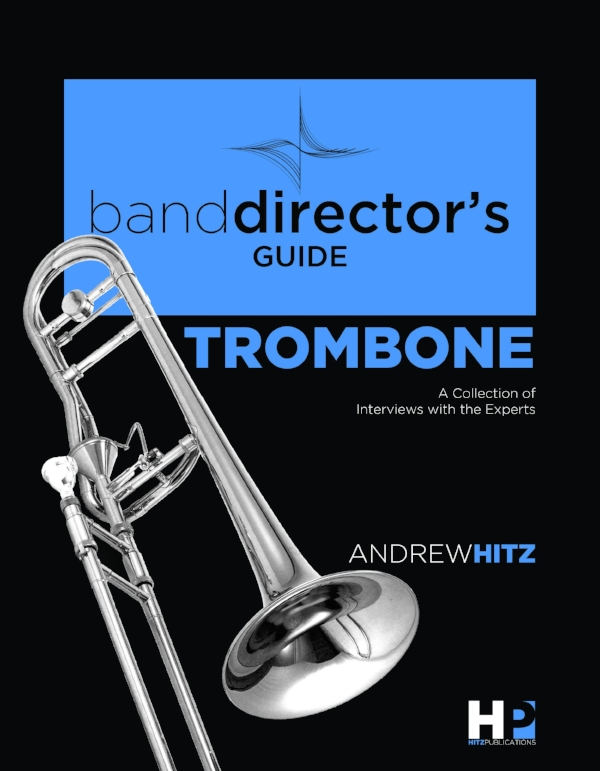 In-depth interviews with the best trombone players and teachers in the world on a variety of subjects. All in one book. -