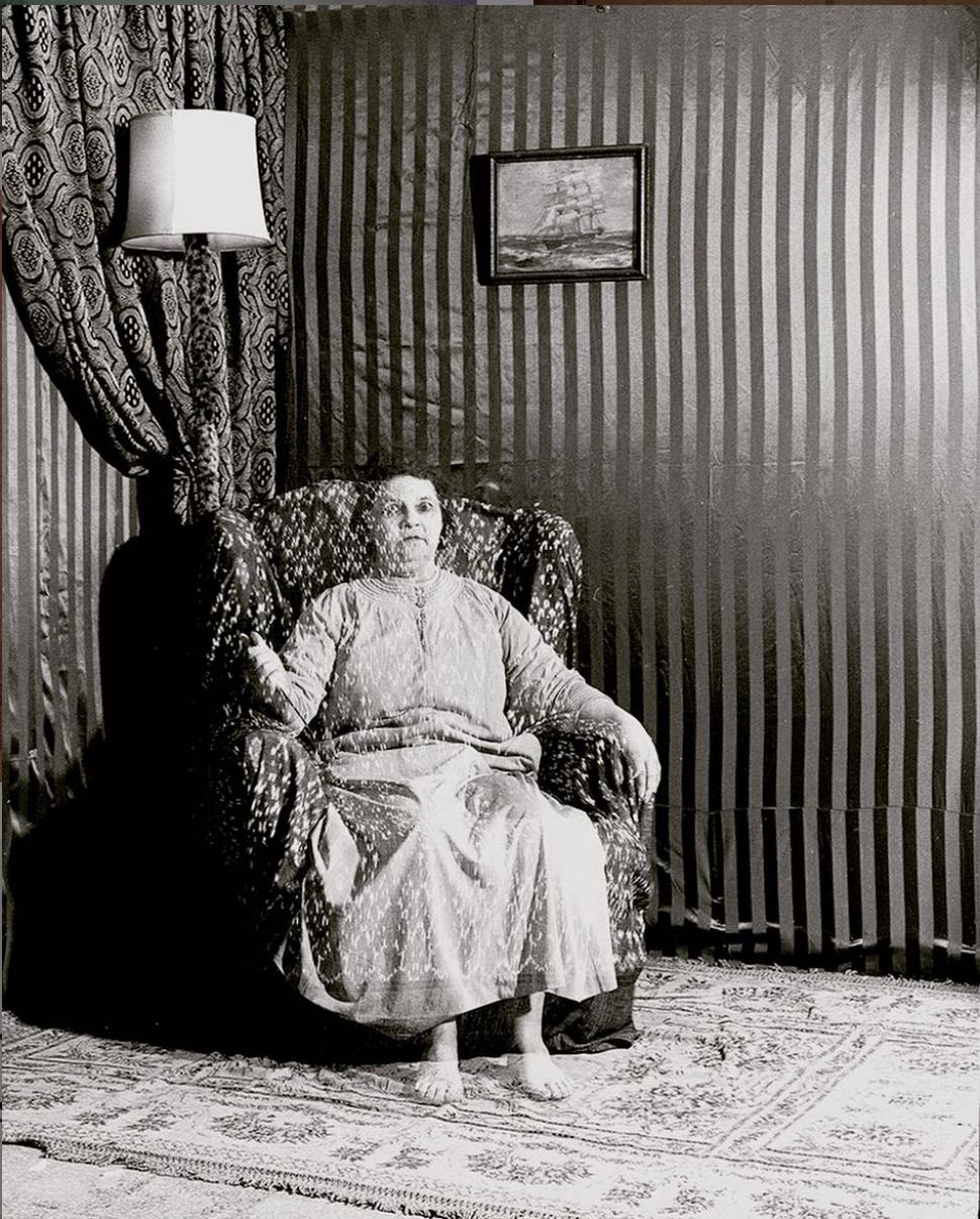Myriam Laplante, Autoportait 1997.png