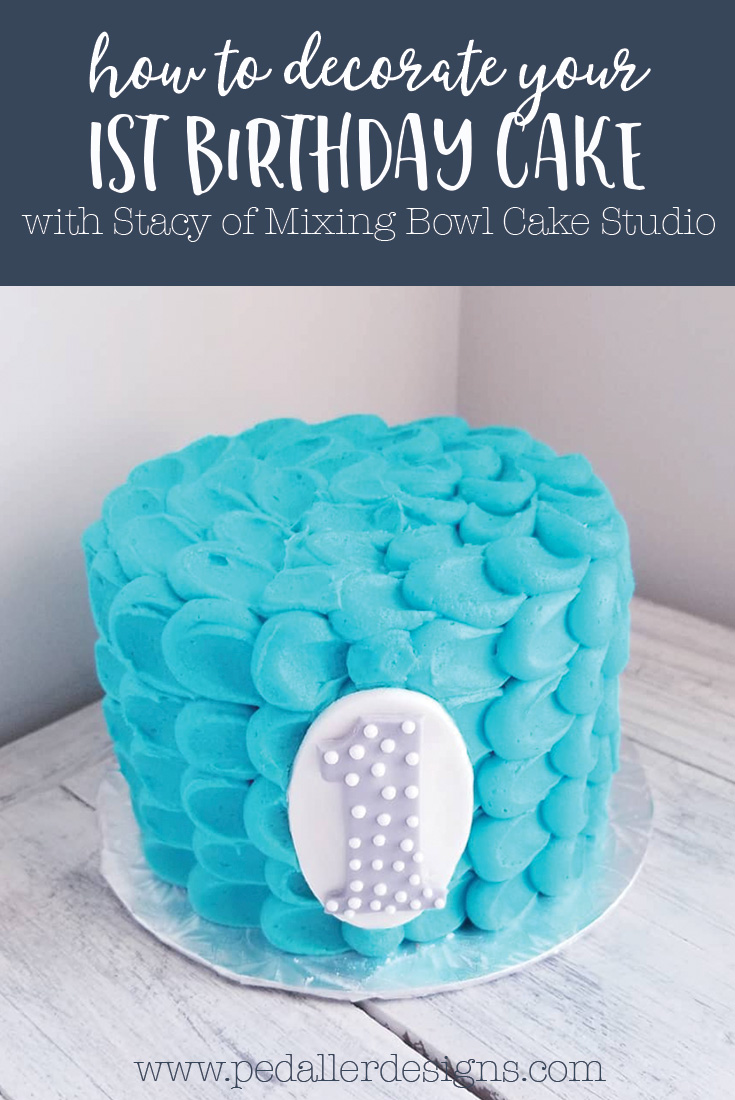 Not sure how to get started making beautiful birthday cakes for your kids? Get all the tips you need to get started cake decorating with beginners cake decorating tips!