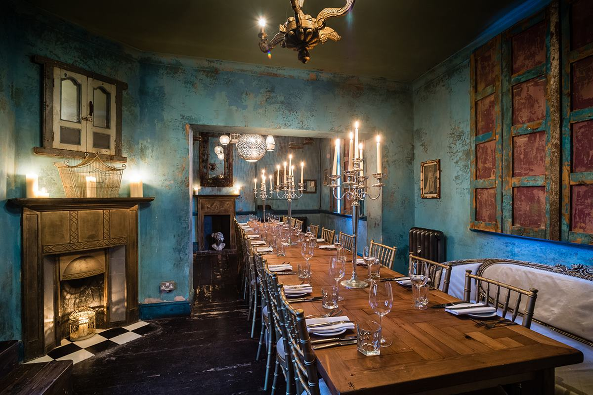 PRIVATE DINING ROOM -