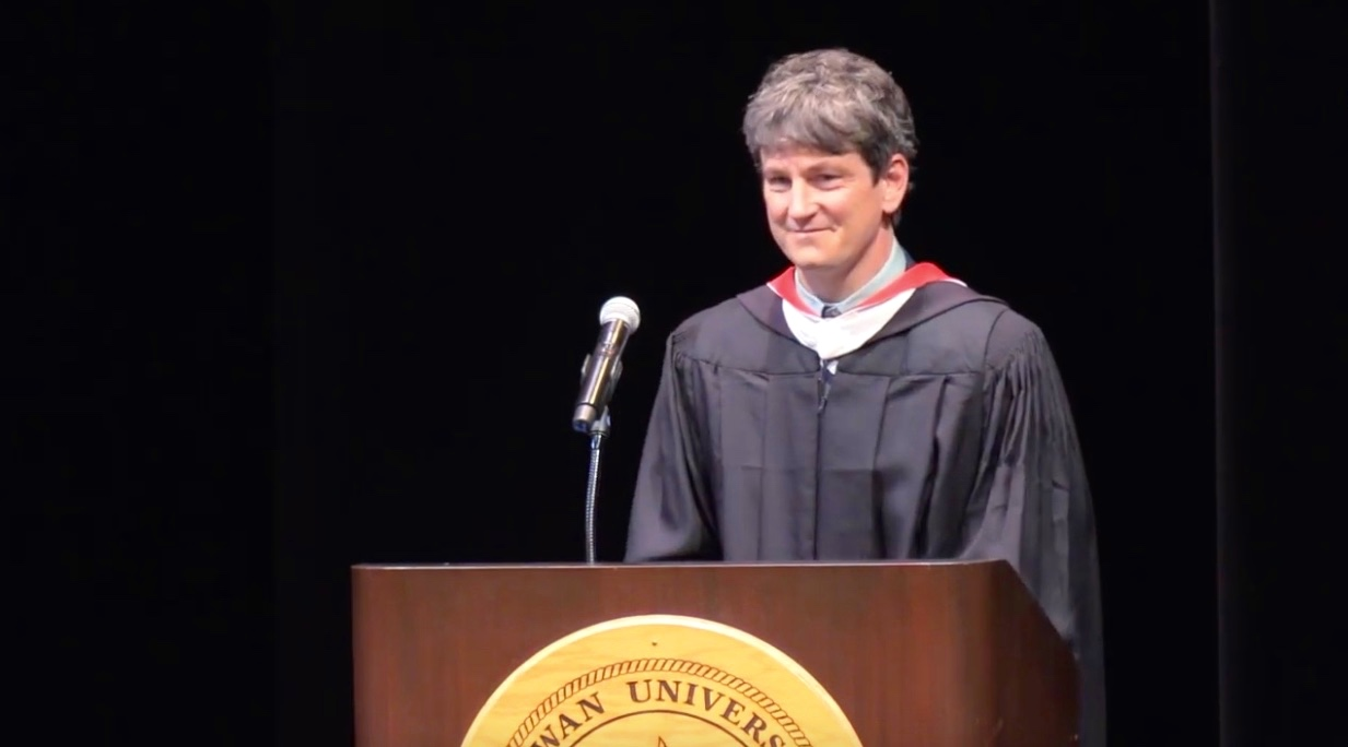 I have good news for artists and writers. - my commencement speech at Rowan University