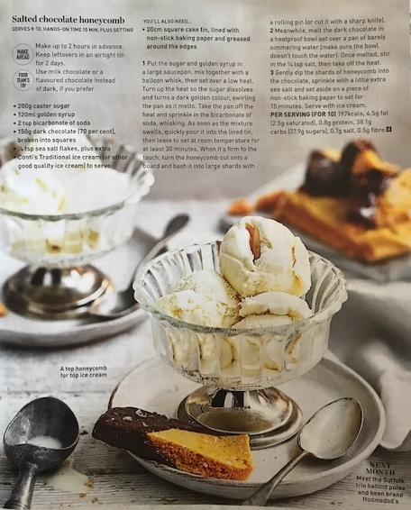 "A fab recipe from the pages of the August edition of ""delicious"" magazine."