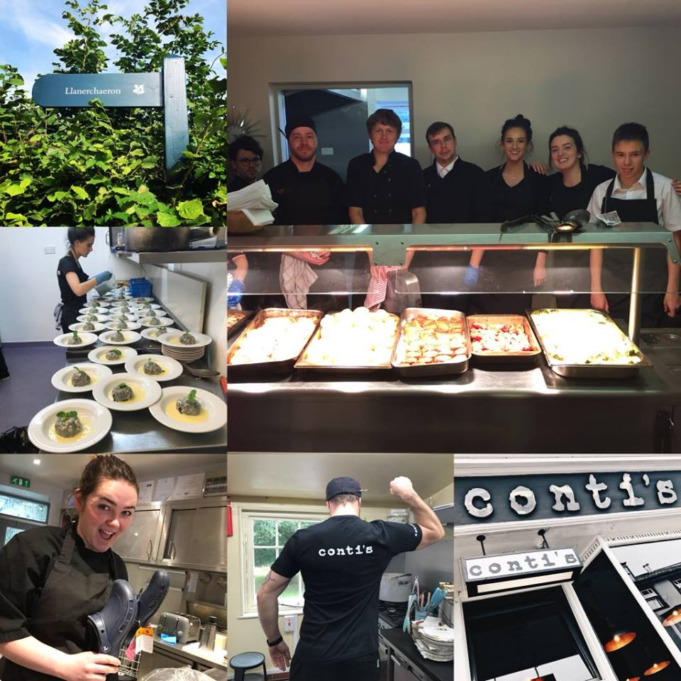 A new year and a chance to start a new career - We at Conti's are looking for a passionate Chef De Partie to join our awesome team.The position is seasonal (March - November) full time, but reduced hours are available out of season. Shifts are between the hours of 8am- 6pm, 5 days a week which will include weekends.Start date is from February 1st 2018.Rate of pay is negotiable depending on previous experience.