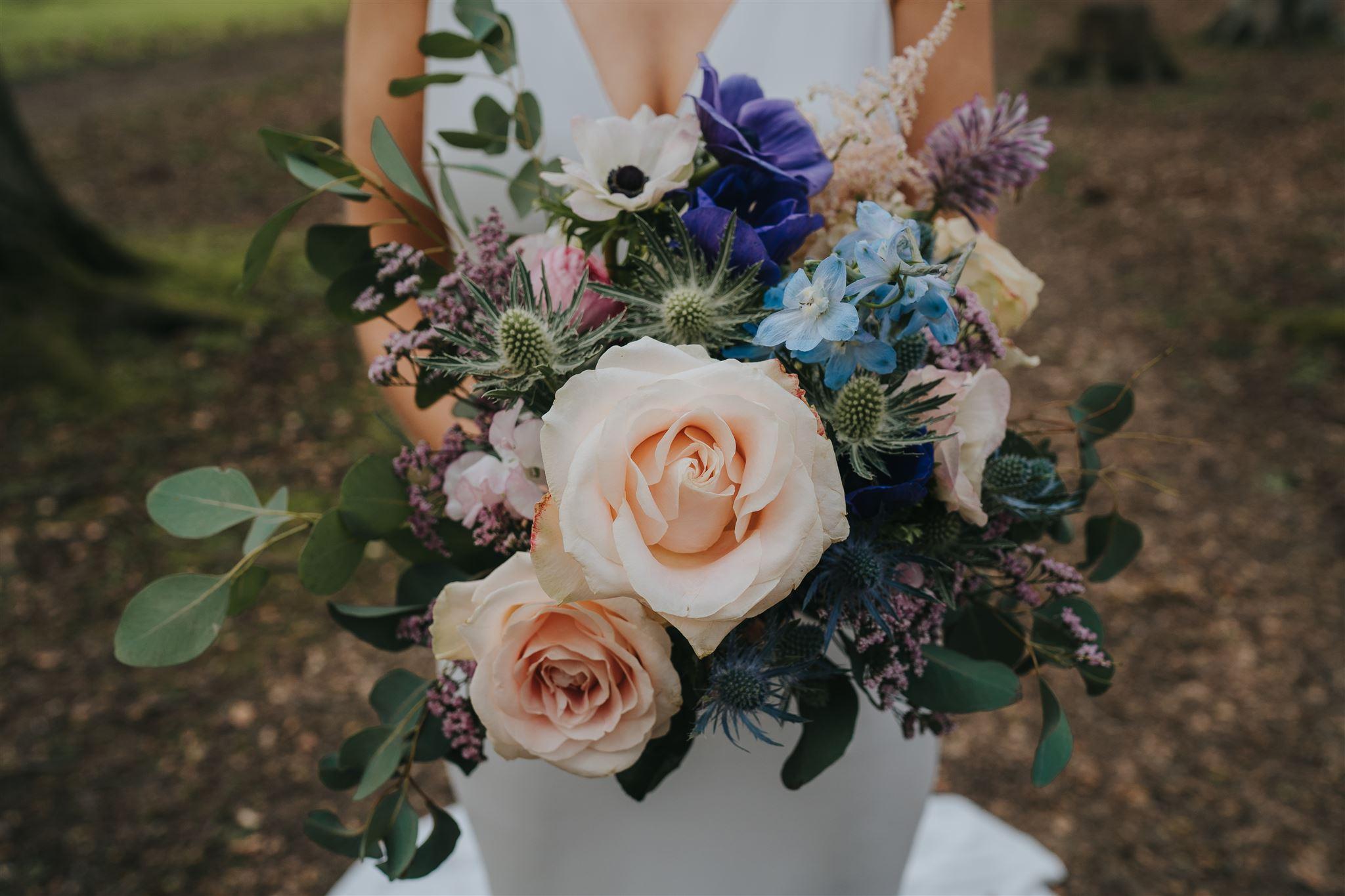 wildlfower Bridal bouquet