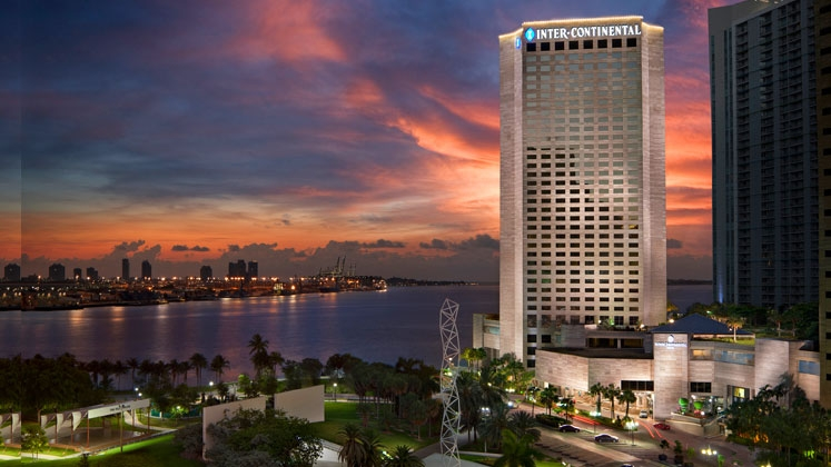Hôtel Intercontinental Miami
