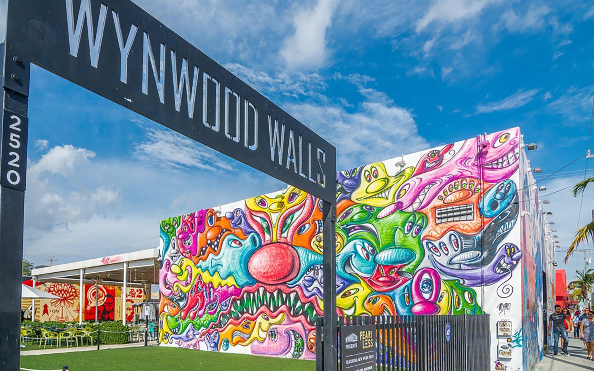 L'épicentre de Wynwood