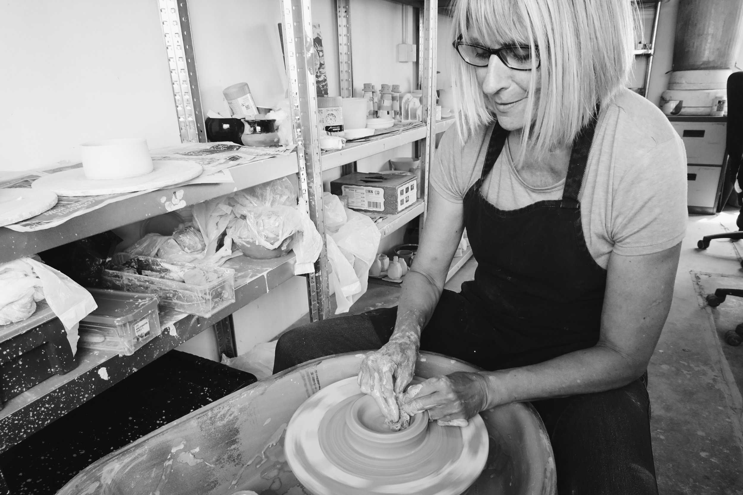 made by powley pottery potters wheel.jpg
