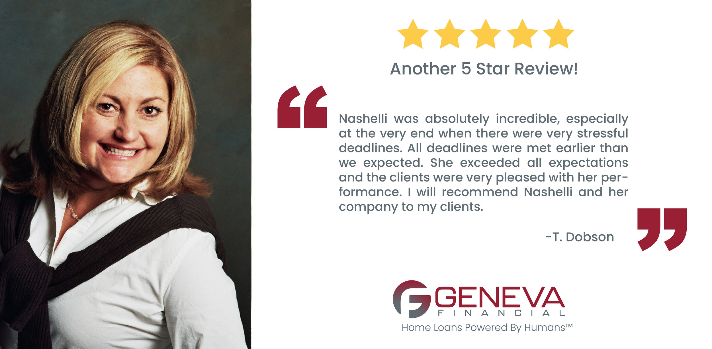 Nashelli Greenfield, Mortgage Loan Officer, Serving California