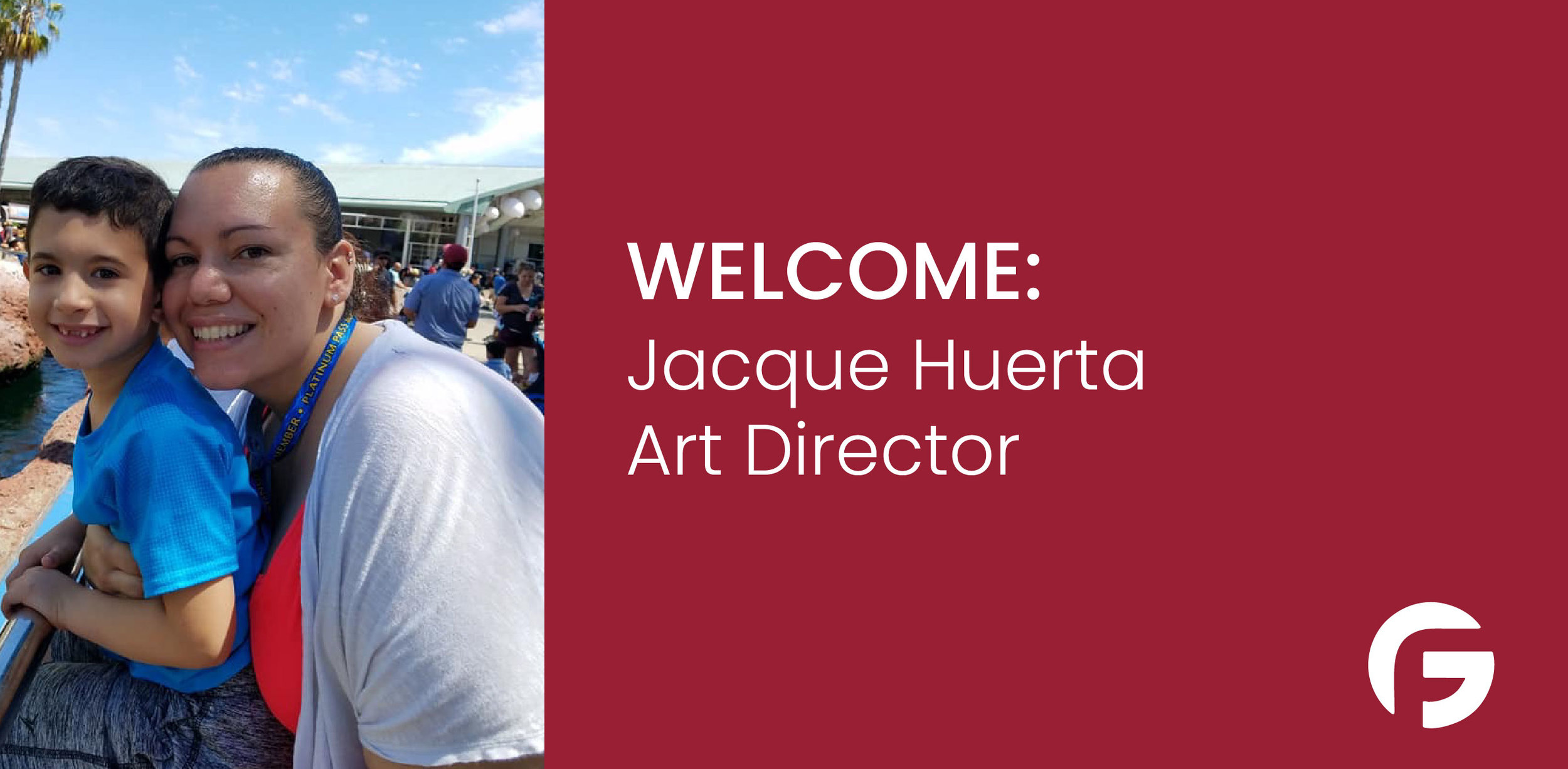 Geneva Financial welcomes new Art Director, Jacque Huerta