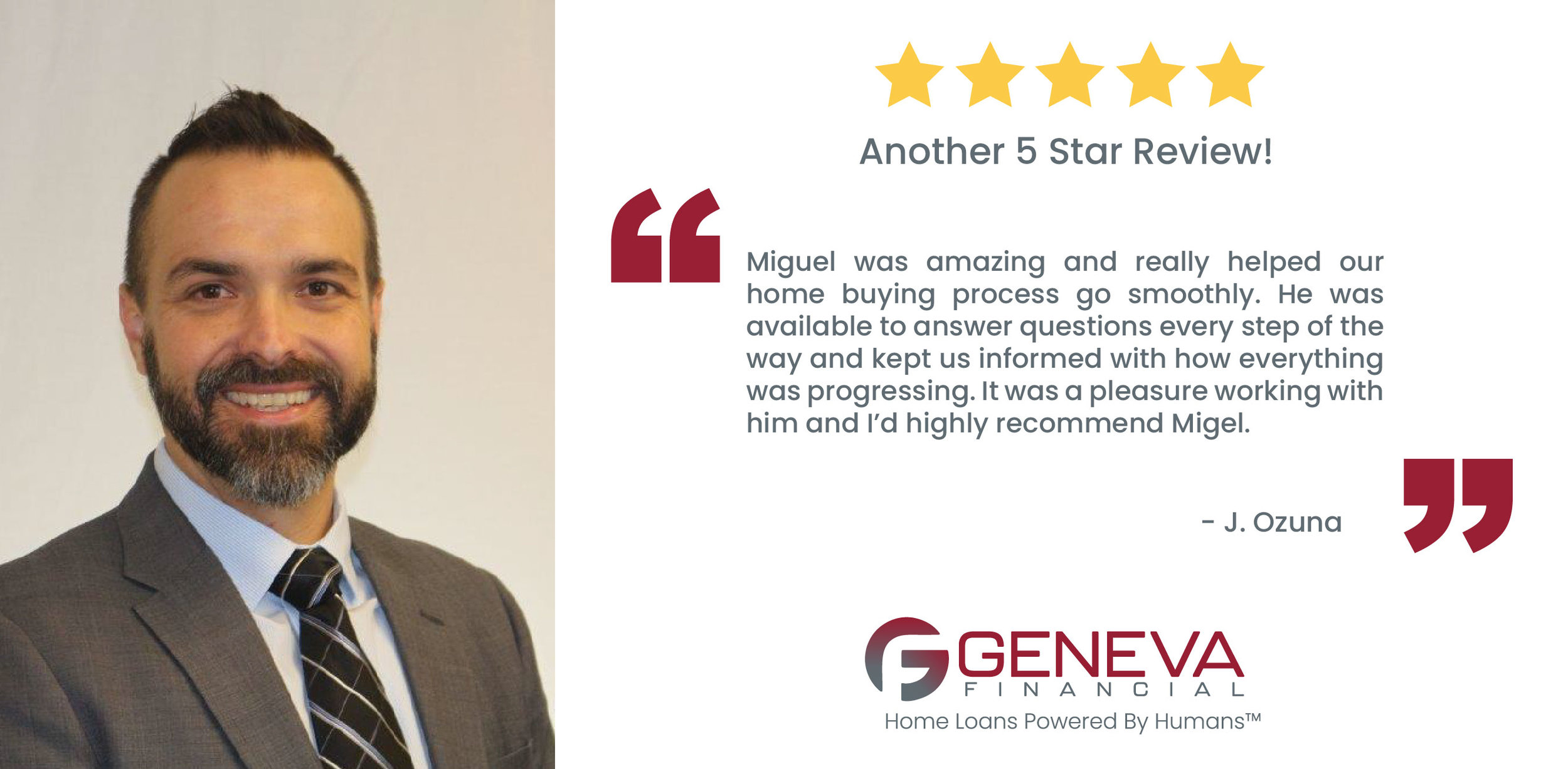 Miguel Serra Loan Officer serving the state of Texas