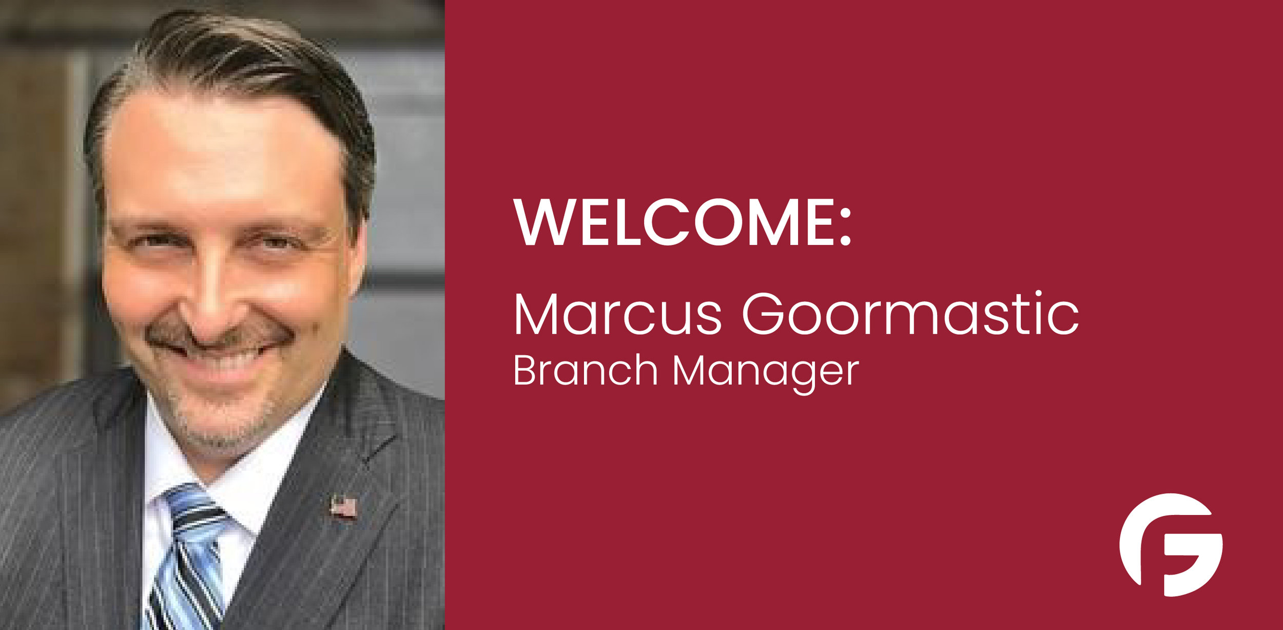 Marcus Goormastic Branch Manager and Loan Originator serving Connecticut