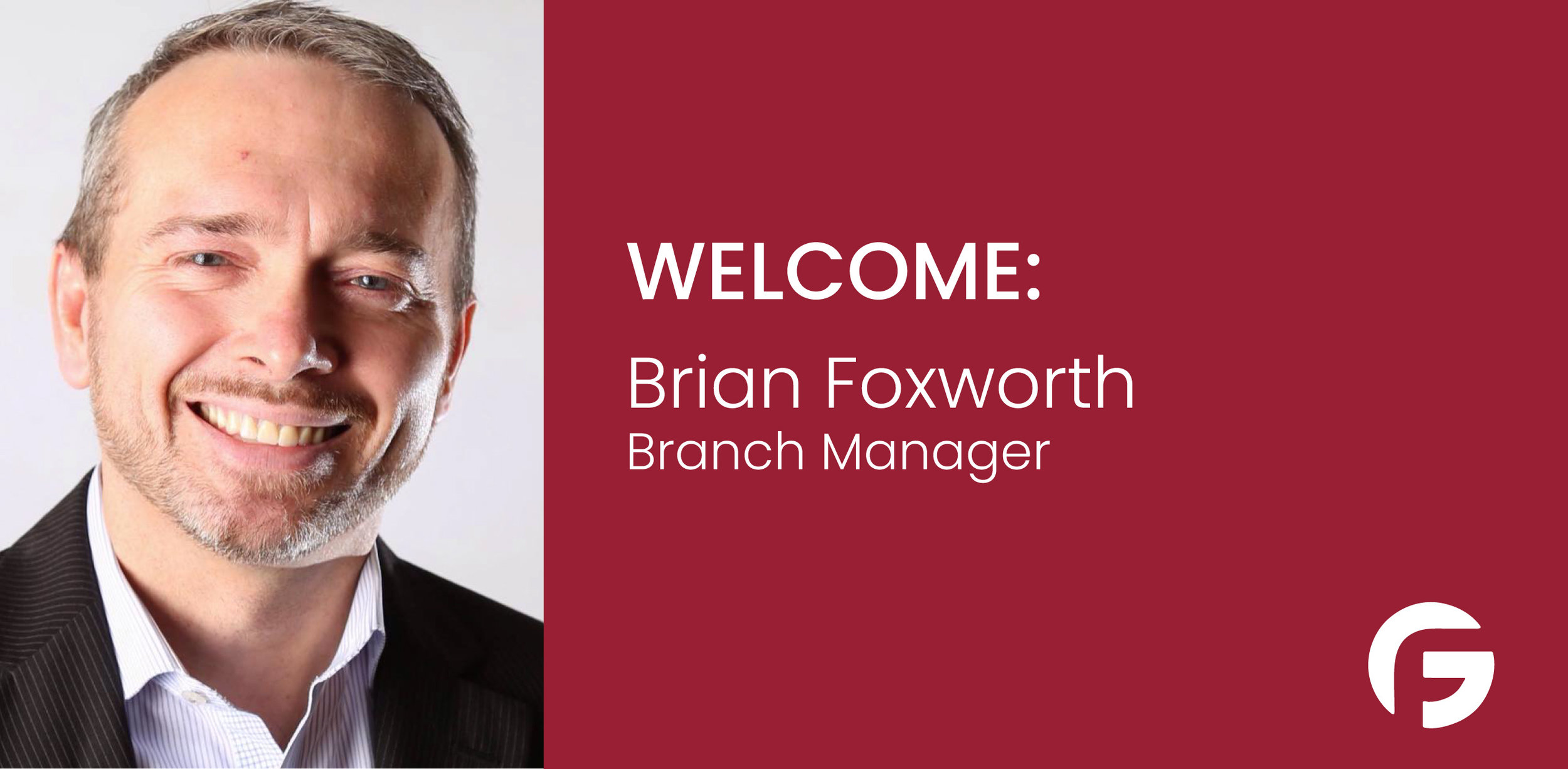 Brian Foxworth, Branch Manager and Loan Originator serving South Carolina