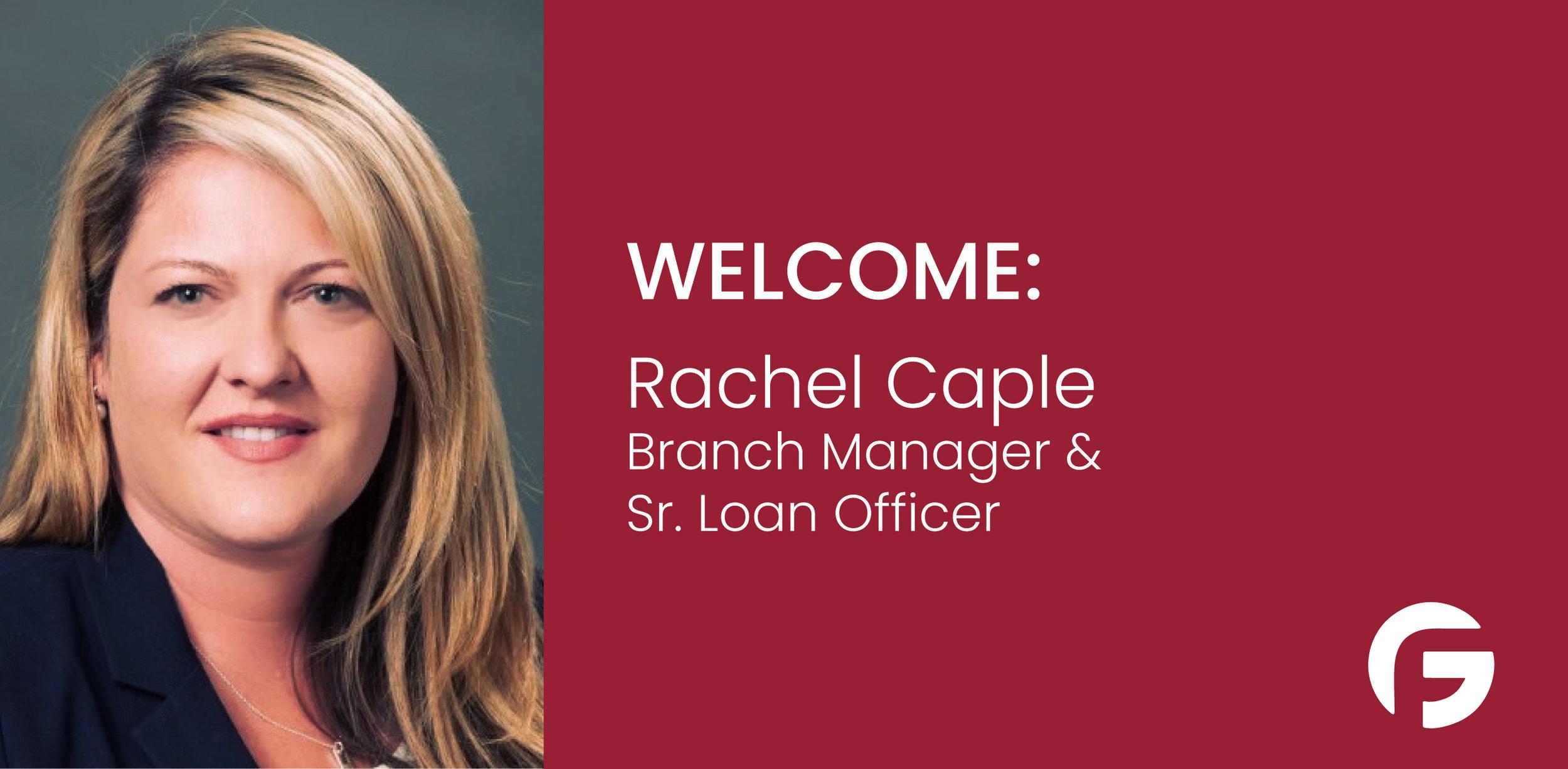 Rachel Caple