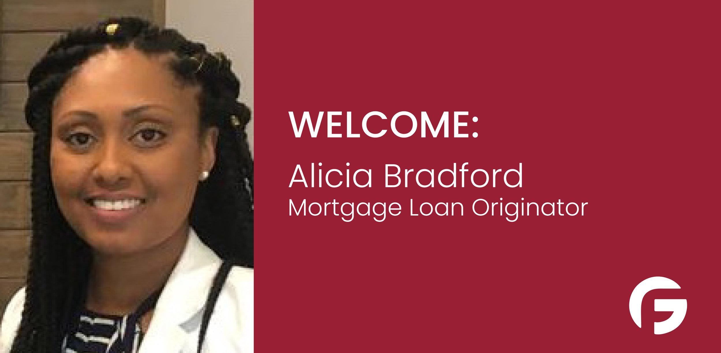 Alicia Bradford Loan Originator serving Atlanta, GA