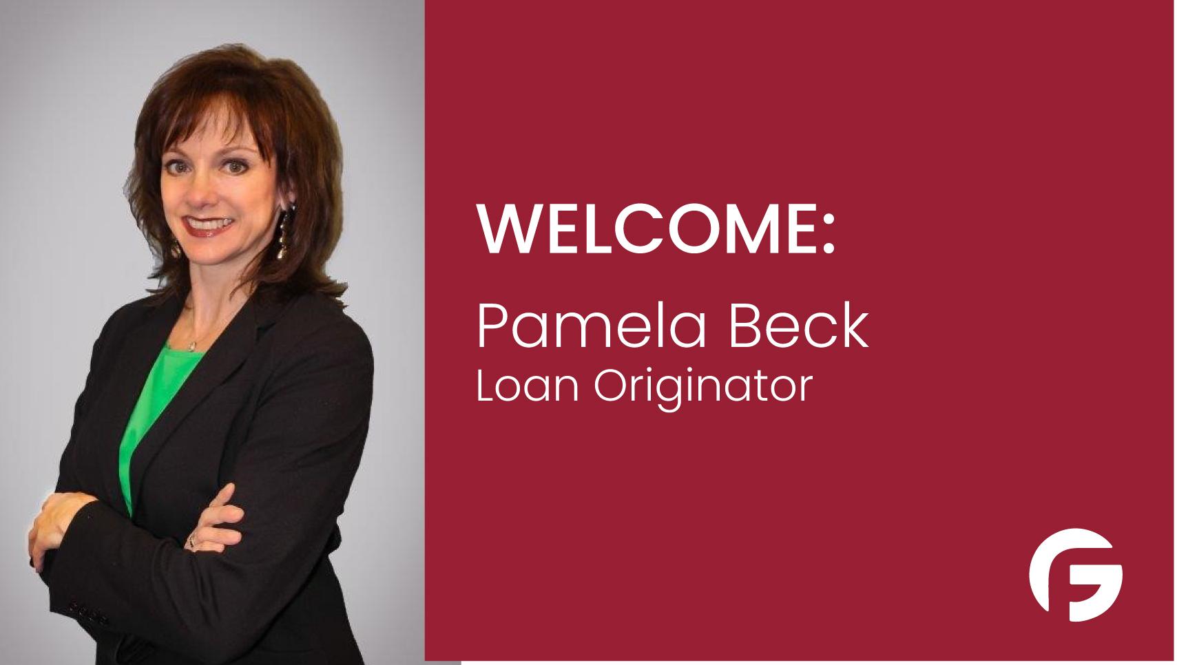 Pamela Beck Loan Originator serving Atlanta, GA