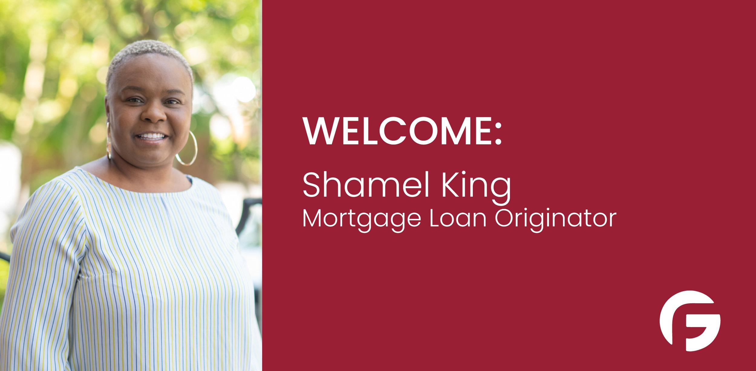 Shamel King Loan Originator serving Atlanta, GA