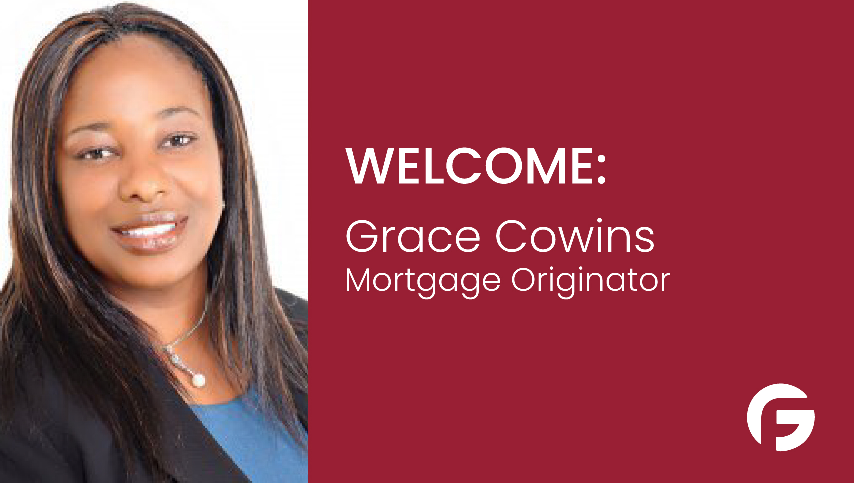 Grace Cowins Loan Originator, Atlanta Georgia