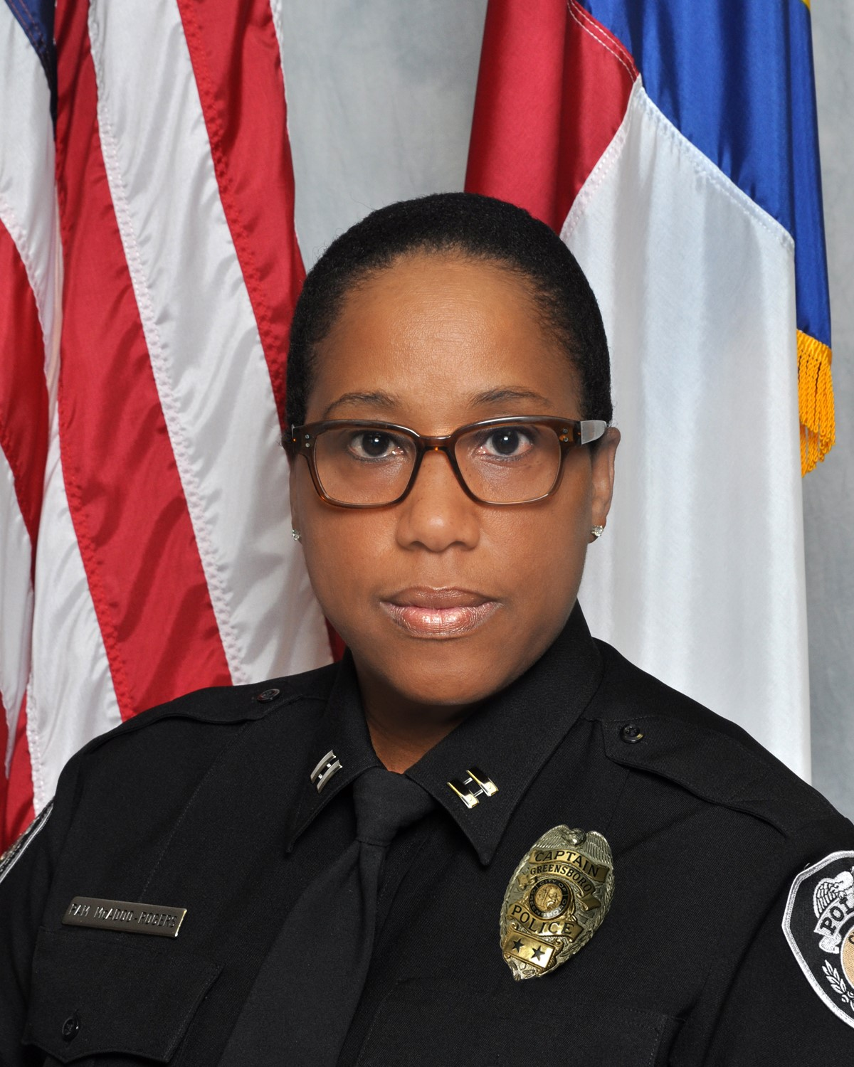 32-year veteran officer and now Captain of the Greensboro police force is a pillar of this North Carolina community.
