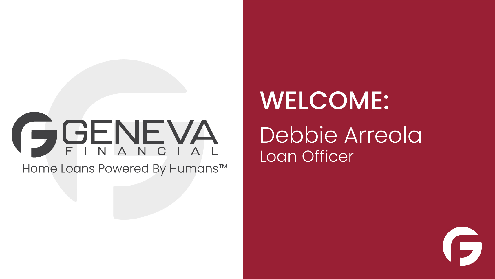 Debbie Arreola, Loan Officer, serving the state of Texas