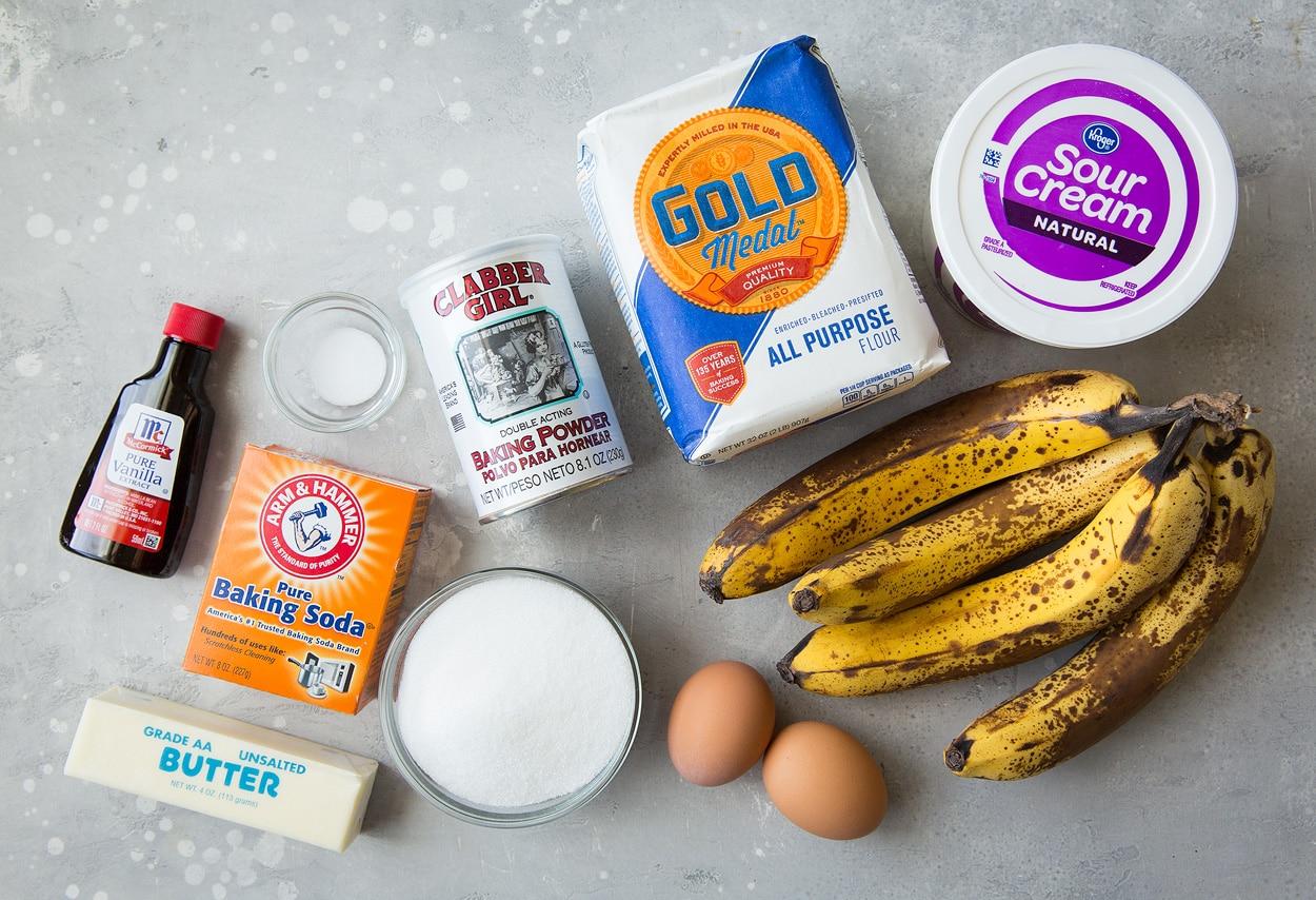 best-banana-bread-recipe-ingredients