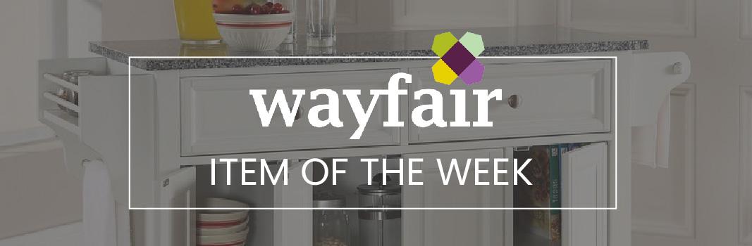 Wayfair Item of the Week - island escape