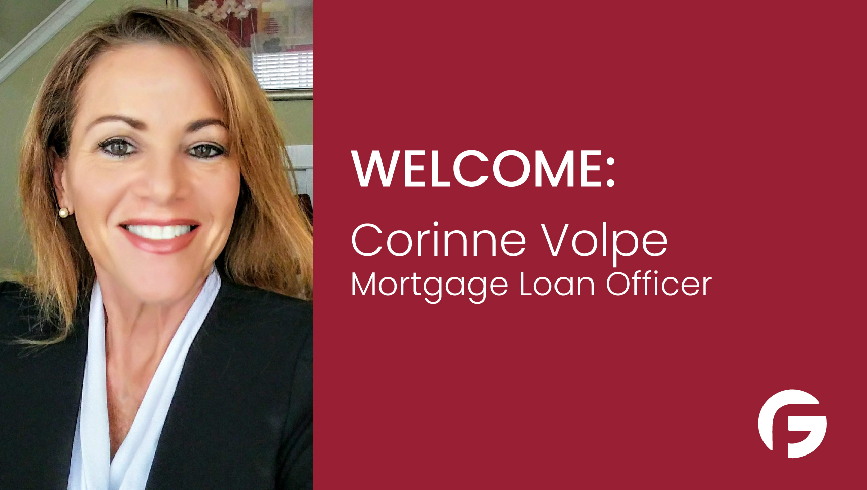 Corinne Volpe, Loan Officer, serving the state of Oregon