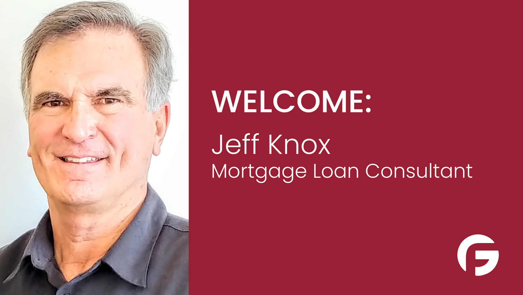 Jeff Knox, Loan Officer serving Oregon