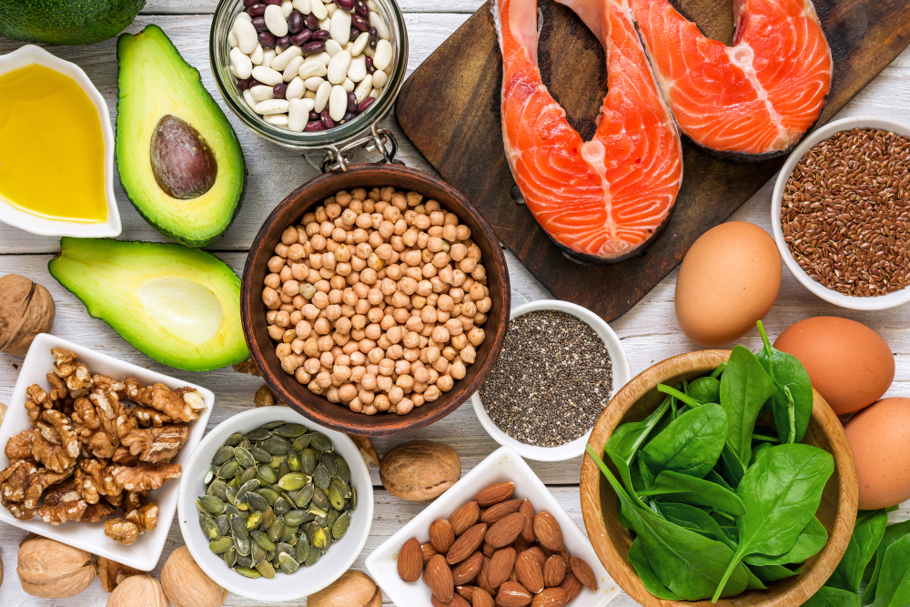 """The brain, like a muscle, requires training and proper nutrition. Check out this list of """"Brain Foods"""" and their powerful benefits to fuel your mind."""