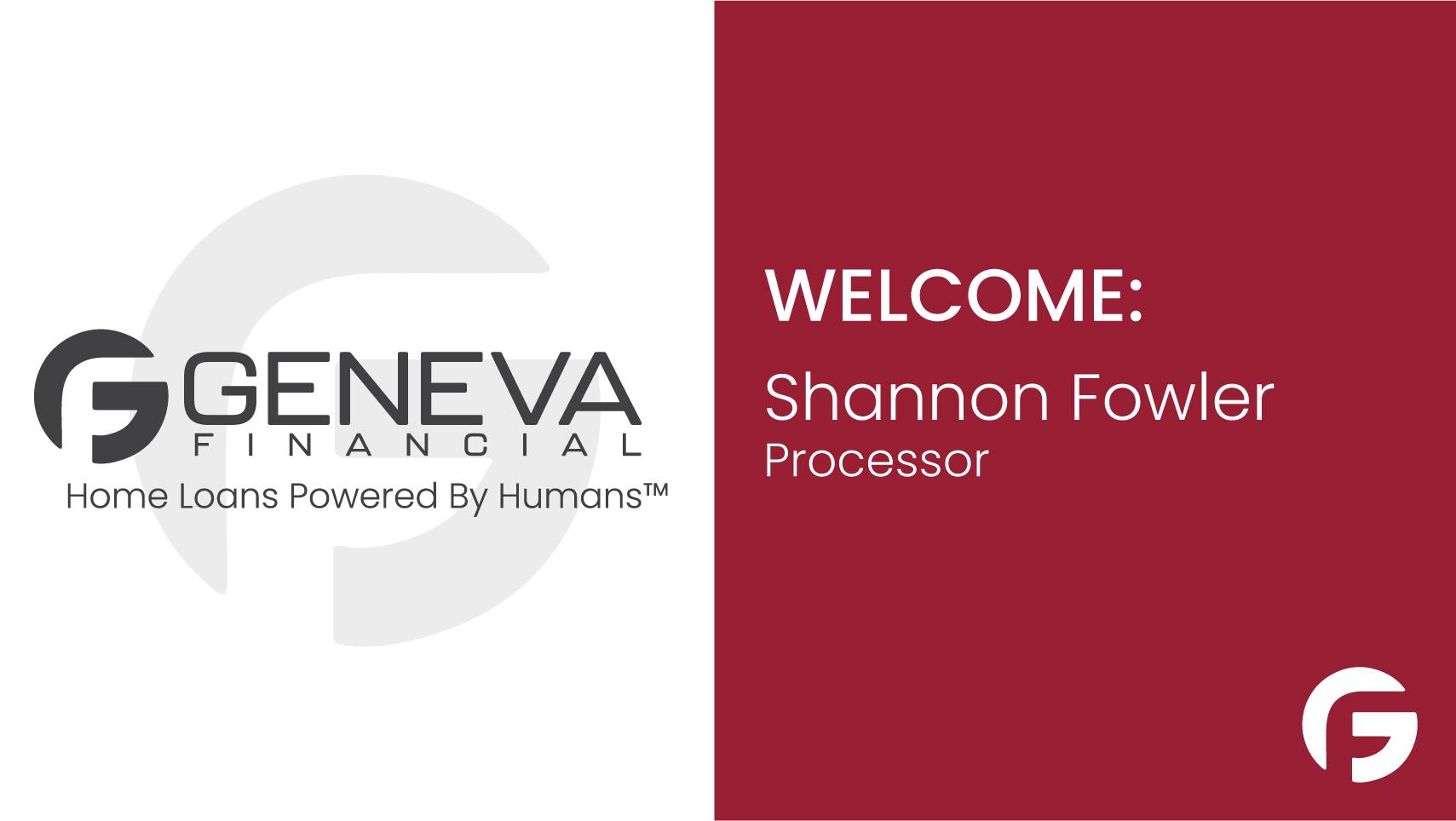 Shannon Fowler, Loan Processor in Chandler, AZ