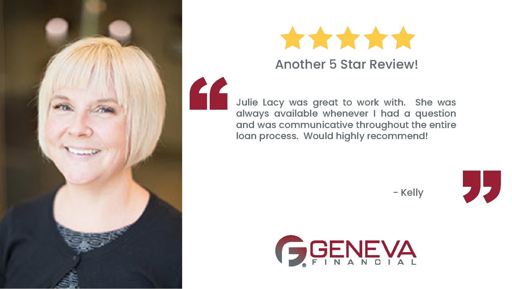 Julie Lacy, Loan Originator serving the state of Arizona