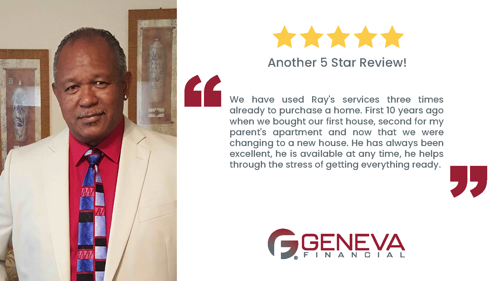 Ray Stevens, Branch Manager, Cape Coral Florida