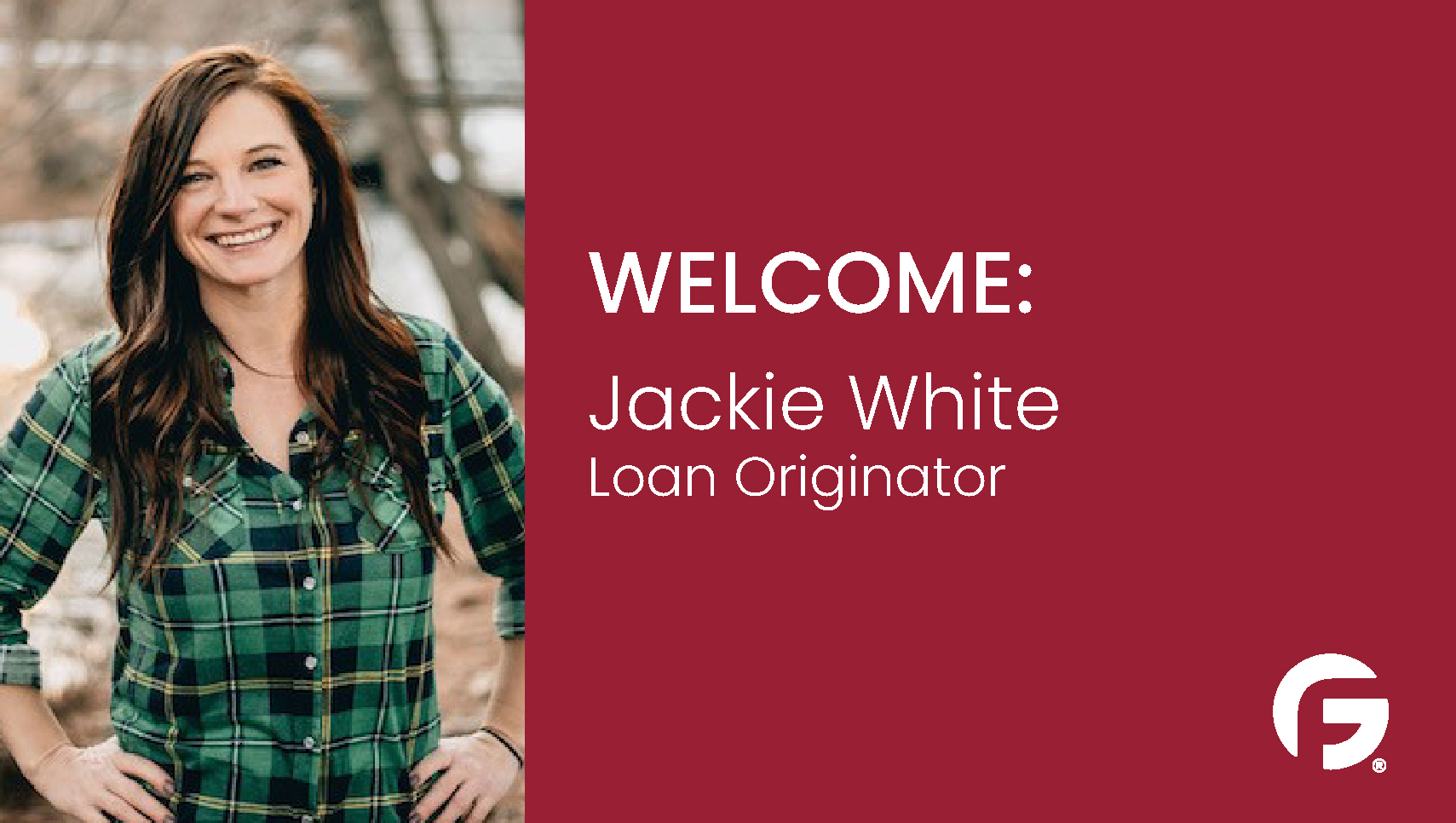 Jackie White, Loan Officer, serving the state of Oregon