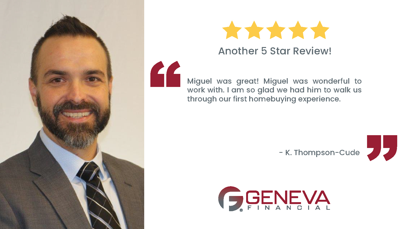 Miguel Serra, Loan Officer, Austin, TX