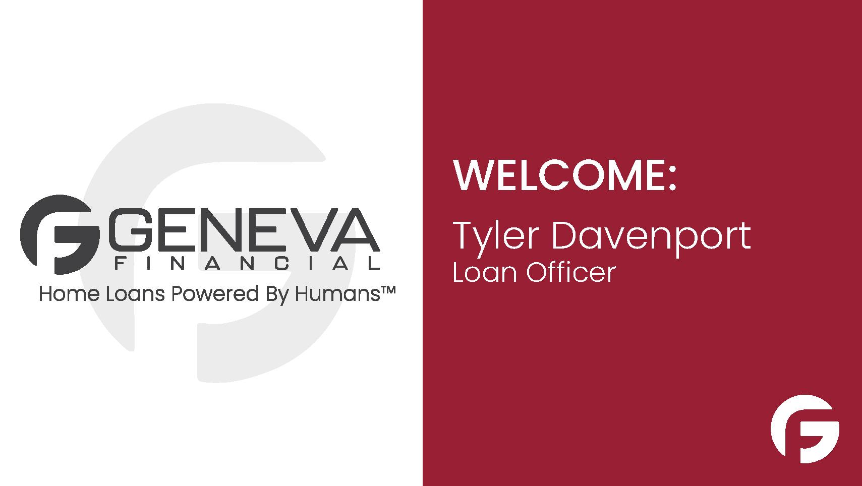 Tyler Davenport, Loan Originator, serving Arizona