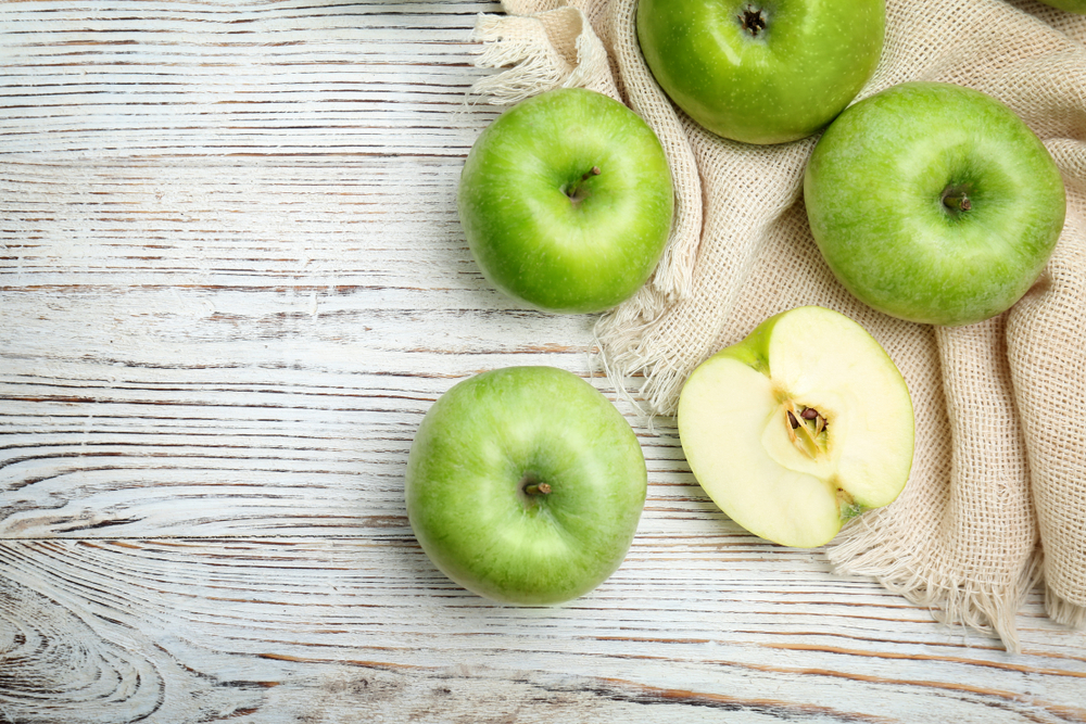 Granny Smith apples provide the perfect tartness for this tasty dip!