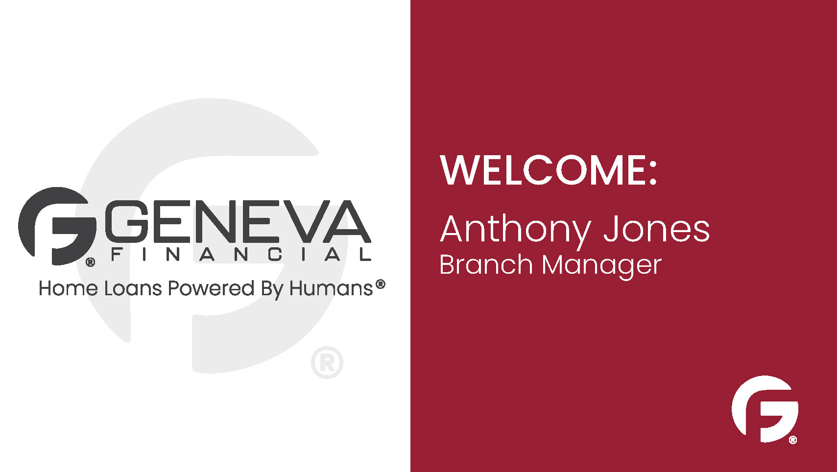 Anthony Jones Branch Manager Illinois Market