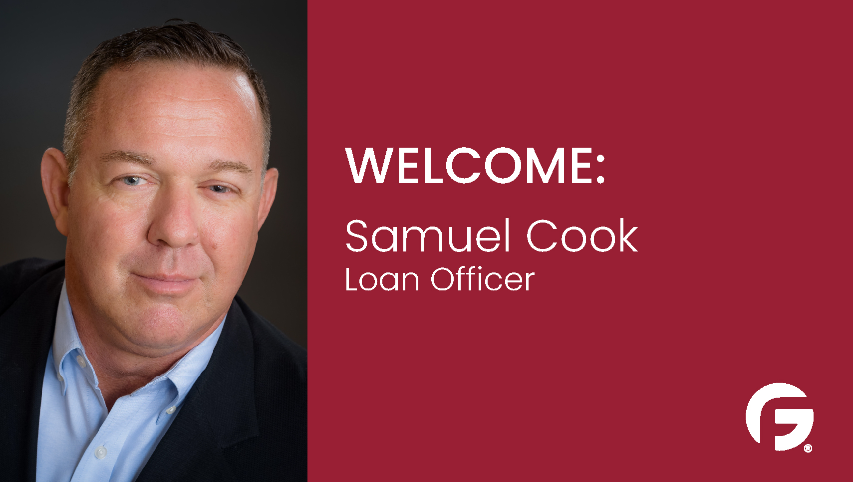 Sam Cook Loan Officer serving Arizona