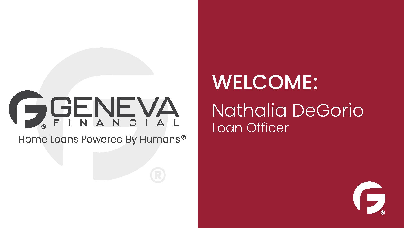 Natalie DeGorio, Loan Officer, Yuma