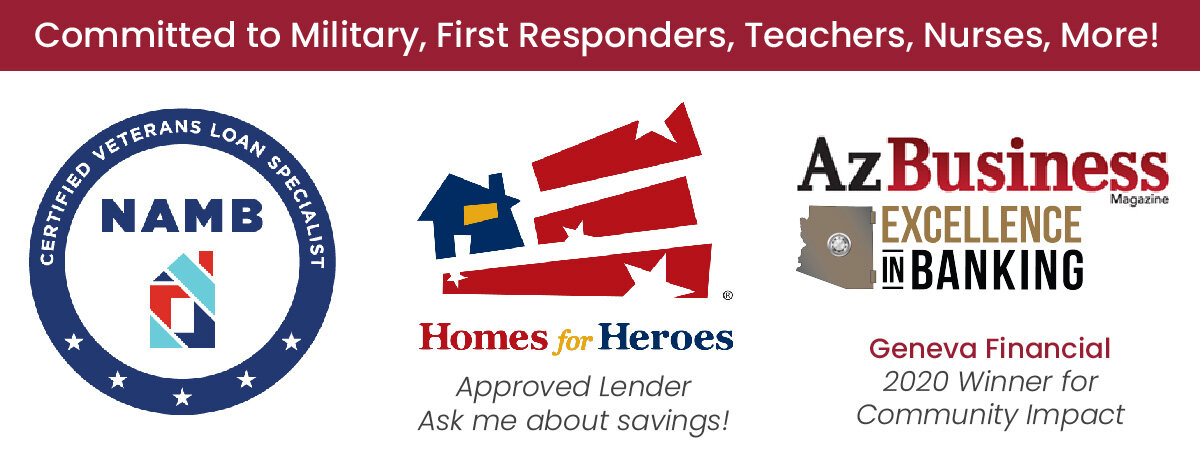 Eastmark Branch is a Homes for Heroes approved Lender in Arizona