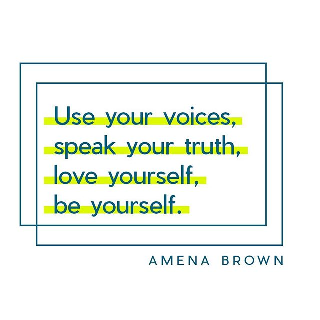 Shout-out to @amenabee droppin' truth. There's more where that came from...at #bloom2019. ⁣ .⁣ #Northeastwomen #bloom #bereal #beyou#befree #women #louisville #louisvillewomen